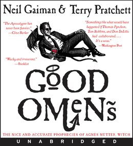 Book Good Omens Cd by Neil Gaiman