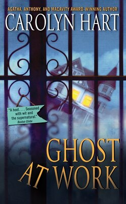 Book Ghost At Work by Carolyn Hart
