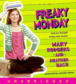 Book Freaky Monday Cd by Mary Rodgers
