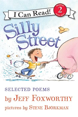 Book Silly Street: Selected Poems: Selected Poems by Jeff Foxworthy