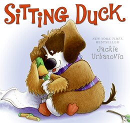 Book Sitting Duck by Jackie Urbanovic
