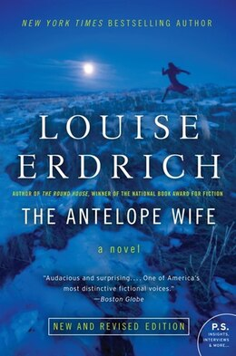 Book The Antelope Wife: A Novel by Louise Erdrich