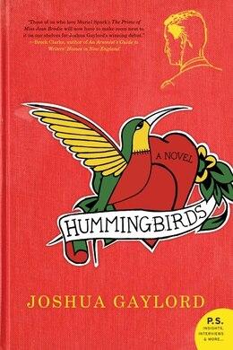 Book Hummingbirds: A Novel by Joshua Gaylord