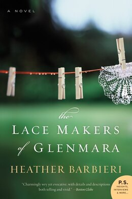 Book The Lace Makers Of Glenmara: A Novel by Heather Barbieri