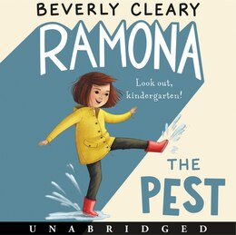 Book Ramona The Pest Cd by Beverly Cleary