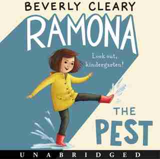 Ramona The Pest Cd by Beverly Cleary