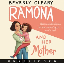 Book Ramona And Her Mother Cd by Beverly Cleary