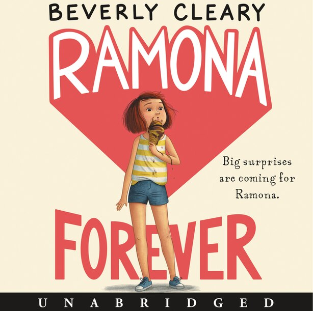 Ramona Forever Cd de Beverly Cleary