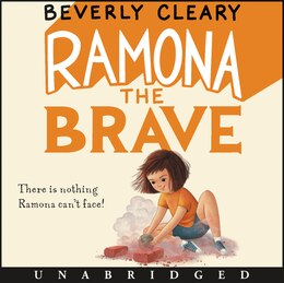 Book Ramona the Brave CD by Beverly Cleary