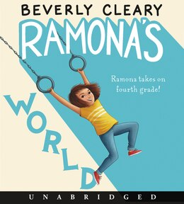Book Ramona's World Cd by Beverly Cleary