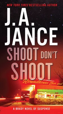 Book Shoot Don't Shoot by J. A. Jance