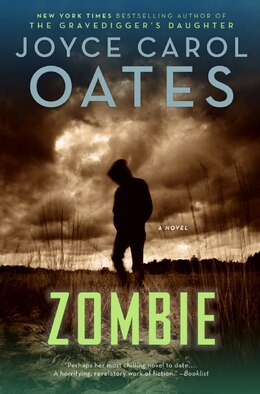 Book Zombie: A Novel by Joyce Carol Oates