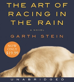 Book The Art Of Racing In The Rain Low Price Cd by Garth Stein
