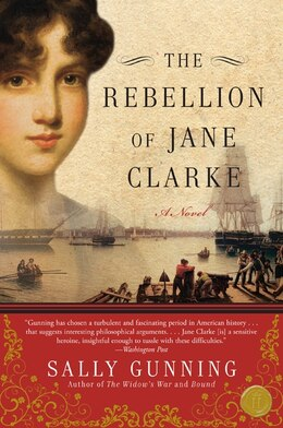 Book The Rebellion Of Jane Clarke: A Novel by Sally Cabot Gunning