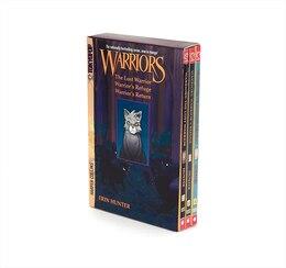 Book Warriors Manga Box Set: Graystripe's Adventure by Erin Hunter