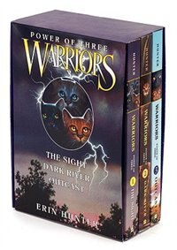 Book Warriors: Power Of Three Box Set: Volumes 1 To 3 by Erin Hunter