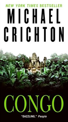 Book Congo by Michael Crichton