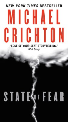 Book State of Fear by Michael Crichton