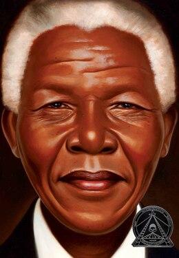 Book Nelson Mandela by Kadir Nelson