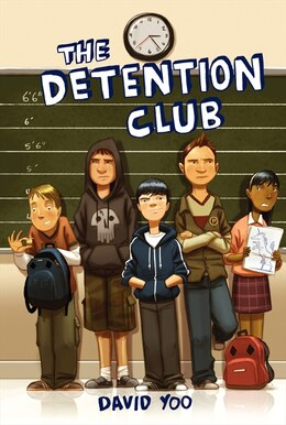 Book The Detention Club by David Yoo