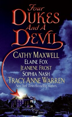 Book Four Dukes and a Devil by Cathy Maxwell