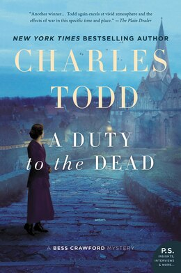 Book A Duty to the Dead by Charles Todd