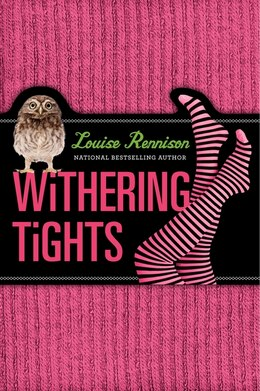 Book Withering Tights by Louise Rennison