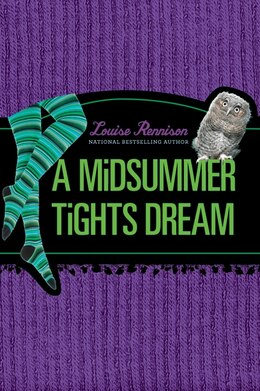Book A Midsummer Tights Dream by Louise Rennison
