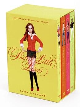 Book Pretty Little Liars Box Set: Books 1 To 4 by Sara Shepard