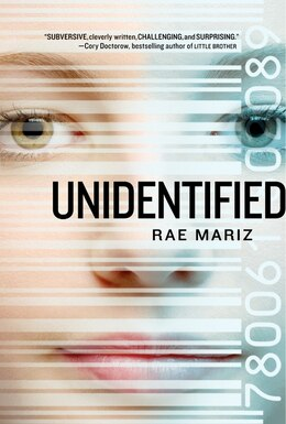 Book The Unidentified by Rae Mariz