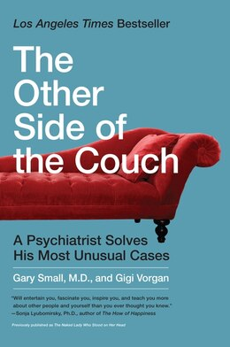 Book The Other Side Of The Couch: A Psychiatrist Solves His Most Unusual Cases by Gary Small