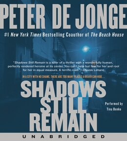 Book Shadows Still Remain Cd: A Novel by Peter De Jonge