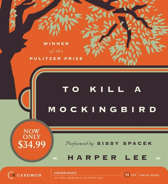 To Kill a Mockingbird Low Price CD by Harper Lee