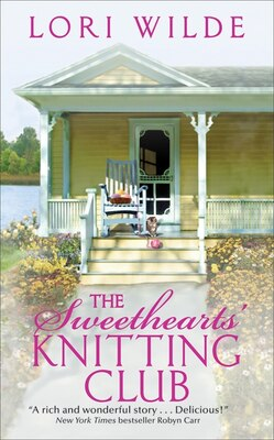 Book The Sweethearts' Knitting Club by Lori Wilde