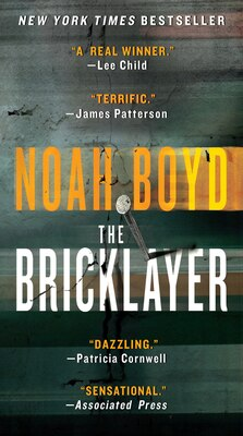 Book The Bricklayer by Noah Boyd