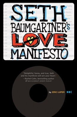Book Seth Baumgartner's Love Manifesto by Eric Luper