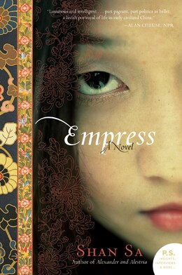 Book Empress: A Novel by SHAN SA