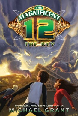 Book The Magnificent 12: The Key: The Key by Michael Grant