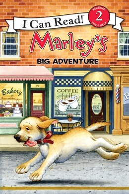 Book Marley: Marley's Big Adventure: Marley's Big Adventure by John Grogan