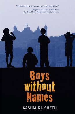 Book Boys without Names by Kashmira Sheth