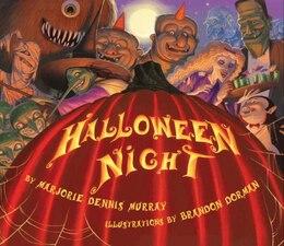 Book Halloween Night by Marjorie Dennis Murray