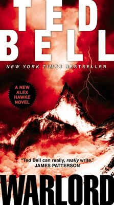 Book Warlord: A New Alex Hawke Novel by Ted Bell