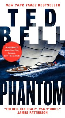 Book Phantom: A New Alex Hawke Novel by Ted Bell