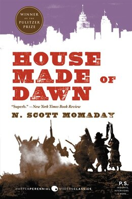 Book House Made of Dawn by N. Scott Momaday