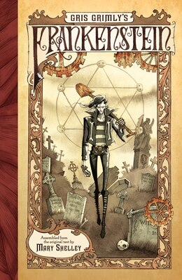 Book Gris Grimly's Frankenstein by Mary Shelley