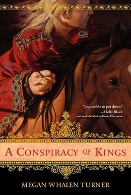 Book A Conspiracy Of Kings by Megan Whalen Turner