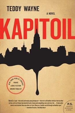 Book Kapitoil: A Novel by Teddy Wayne