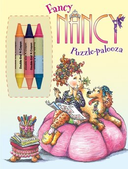 Book Fancy Nancy: Puzzle-Palooza: Puzzle-palooza by Jane O'Connor