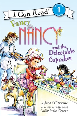 Book Fancy Nancy and the Delectable Cupcakes by Jane O'Connor