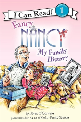 Book Fancy Nancy: My Family History: My Family History by Jane O'Connor
